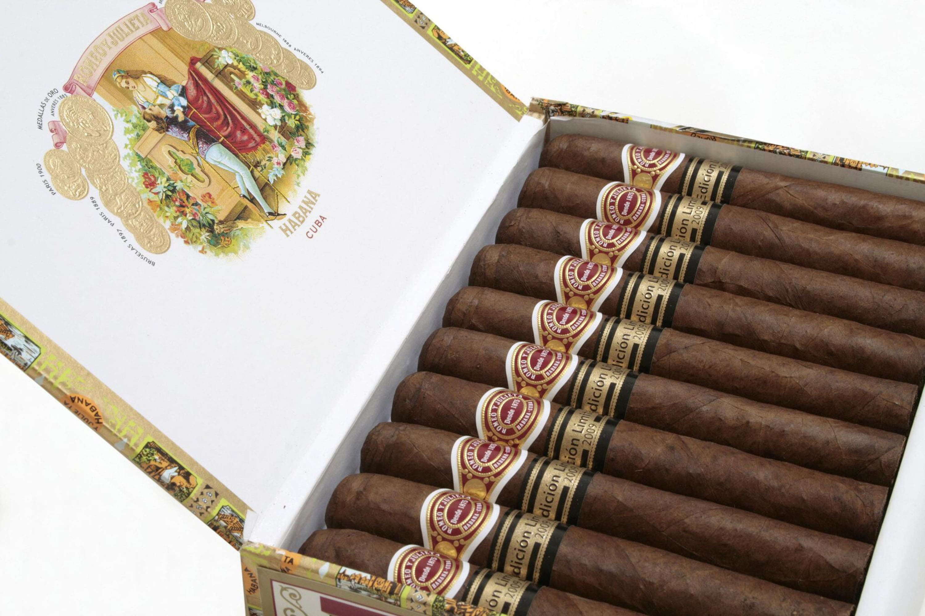 romeo y julieta duke 2009 Classic Shop